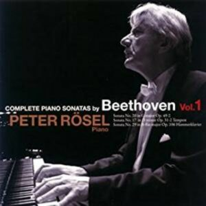 Beethoven: Complete Piano Sonatas Vol.1 - Peter Rosel