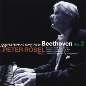 Beethoven: Complete Piano Sonatas Vol.2 - Peter Rosel
