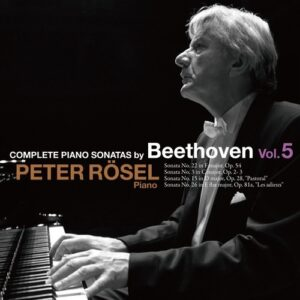 Beethoven: Complete Piano Sonatas Vol.5 - Peter Rosel