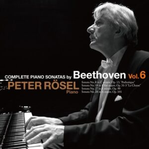 Beethoven: Complete Piano Sonatas Vol.6 - Peter Rosel
