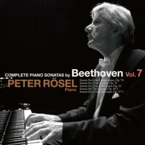 Beethoven: Complete Piano Sonatas Vol.7 - Peter Rosel