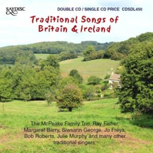 Traditional Songs Of Britain & Ireland - Various artists