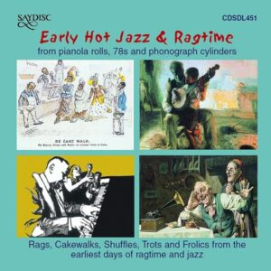 Early Hot Jazz & Ragtime