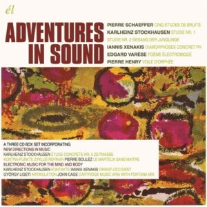 Adventures In Sound - Various artists