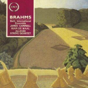 Brahms: Quintette - James Campbell