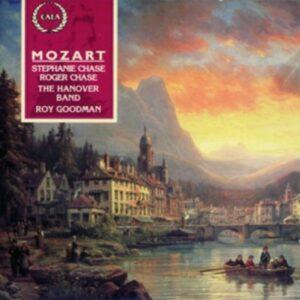 Mozart: Violinkonzerte 3 + 5 - Stephanie Chase