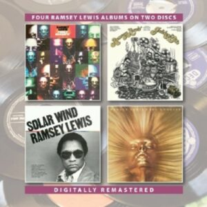 Funky Serenity / Golden Hits / Solar Wind / Sun Goddess - Ramsey Lewis