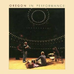 In Performance - Oregon