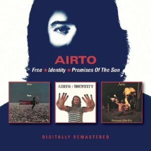 Free / Identity / Promises of the Sun - Airto