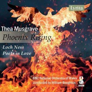 Thea Musgrave: Phoenix Rising - William Boughton