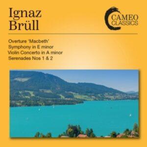 Brüll: Orchestral Works - Ilya Hoffmann