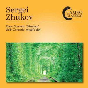 Sergei Zhukov: Piano Concerto, Violin Concerto  - Eleonora Bekova