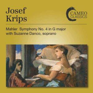 Gustav Mahler: Symphony N 4 In G Major - Josef Krips