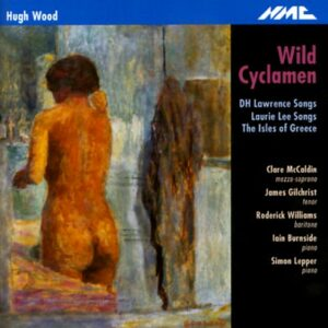 Wood : Wild Cyclamen. McCaldin, Gilchrist, Williams, Burnside, Lepper.