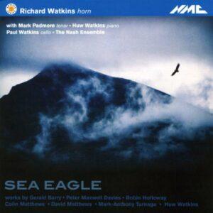 Sea Eagle : Compositions contemporaines pour cor. Watkins.