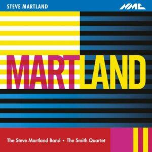 Steve Martland : Anthology.