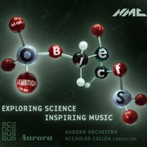 Objects at an Exhibition : Exploring science inspiring music. Collon.