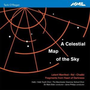 Tarik O'Regan : A Celestial Map of the Sky. Elder, Phillips.