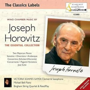Chamber Music By Joseph Horovitz - The Essential Collection