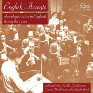 Handel / Britten / Brahms / Mozart / Bach / Delius / Corelli: English Accents
