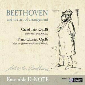 Beethoven et l'art de l'arrangement. Ensemble DeNote.