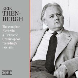 Erik Then-Bergh : Les enregistrements Electrola et DG.