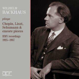 HMV Recordings 1925-1937 - Wilhelm Backhaus