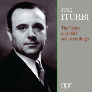 José Iturbi : Enregistrements solo Victor et HMV.