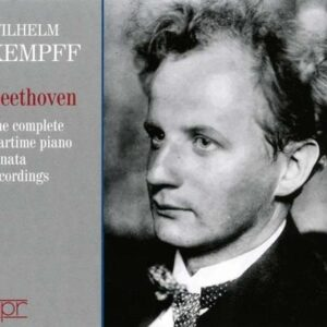 Beethoven: The Complete Wartime Piano Sonata Recordings - Wilhelm Kempff