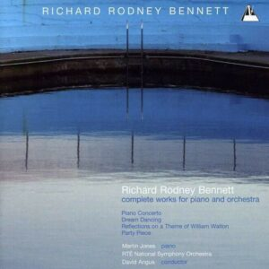 R.R. Bennett: Cplte Works For Piano & Orchestra - Jones