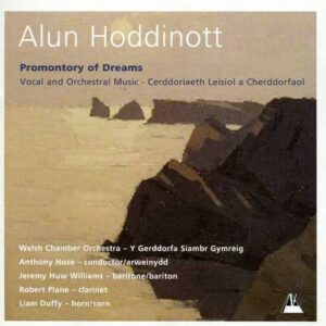 A. Hoddinott: Promontory Of Dreams - Welsh Chamber Orchestra