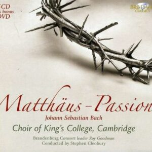 J.S. Bach: Matthaus Passion (De) - The Choir Of King's College