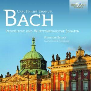 CPE Bach: Cembalosonaten Wq.48 & Wq.49
