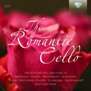 The Romantic Cello - Susskind