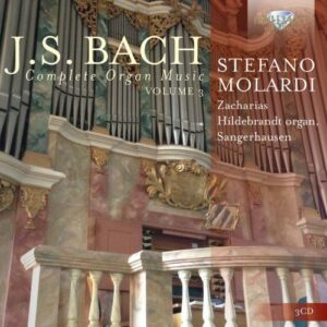 J. S. Bach Complete Organ Music Vol