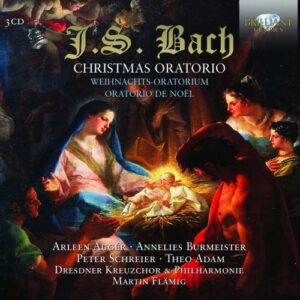 J.S. Bach: Christmas Oratorio - Arleen Auger / Annelies Burmeister /