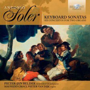 Antonio Soler: Cembalosonaten