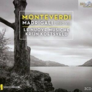 Monteverdi: Madrigali Libro VIII - Le Nuove Musiche
