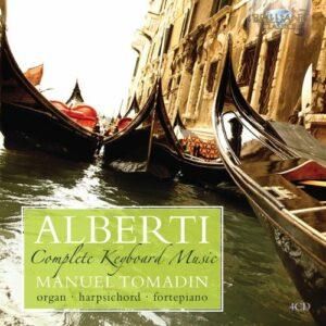 Domenico Alberti (1710 - 1740): Alberti: Complete Keyboard Music