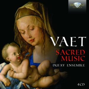 Jacobus Vaet: Sacred Music - Dufay Ensemble