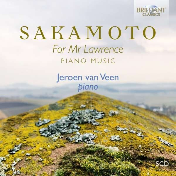 Ryuichi Sakamoto: Piano Music - Jeroen Van Veen