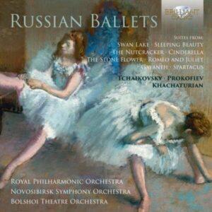 Tchaikovsky / Prokofiev / Khachaturian: Russian Ballets - Royal Philharmonic Orchestra