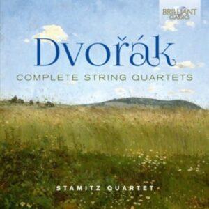 Dvorak: Complete String Quartets - Stamitz Quartet