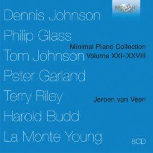 Minimal Piano Collection: Volume XXI-XXVIII - Jeroen Van Veen