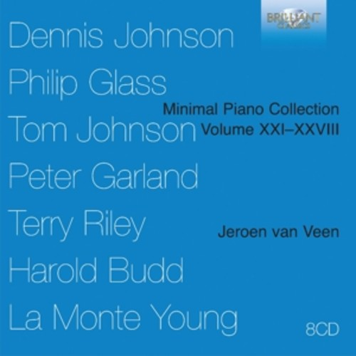 Minimal Piano Collection: Volume XXI-XXVIII - Jeroen Van Veen