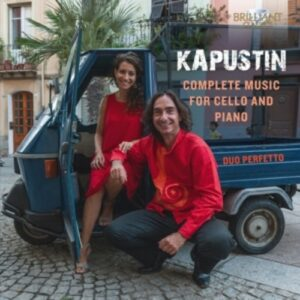 Nikolai Kapustin: Complete Music For Cello - Duo Perfetto