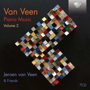 Jeroen Van Veen: Piano Music Vol. 2 - Jeroen Van Veen