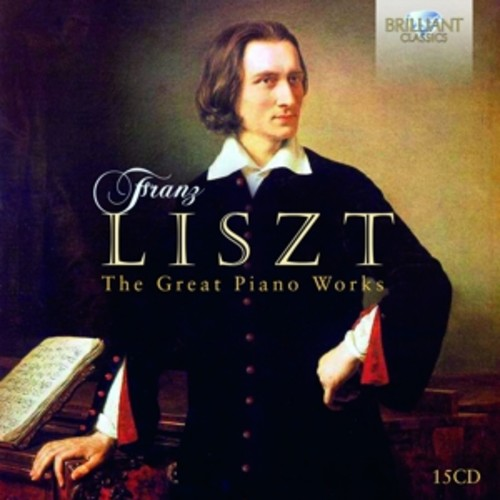 Franz Liszt: The Great Piano Works