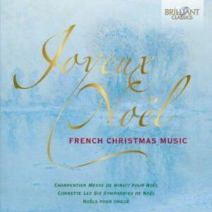 Michel Corrette: Joyeux Noel - Christian Lambour