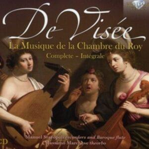 Robert De Visée: La Musique de la Chambre du Roy (Complete)